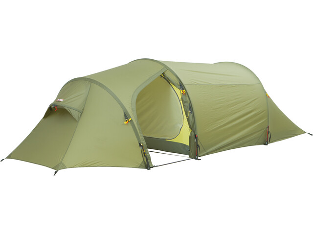 Helsport Fjellheimen Pro 4 Camp Tent green